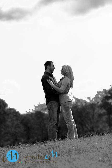 akron engagement photography