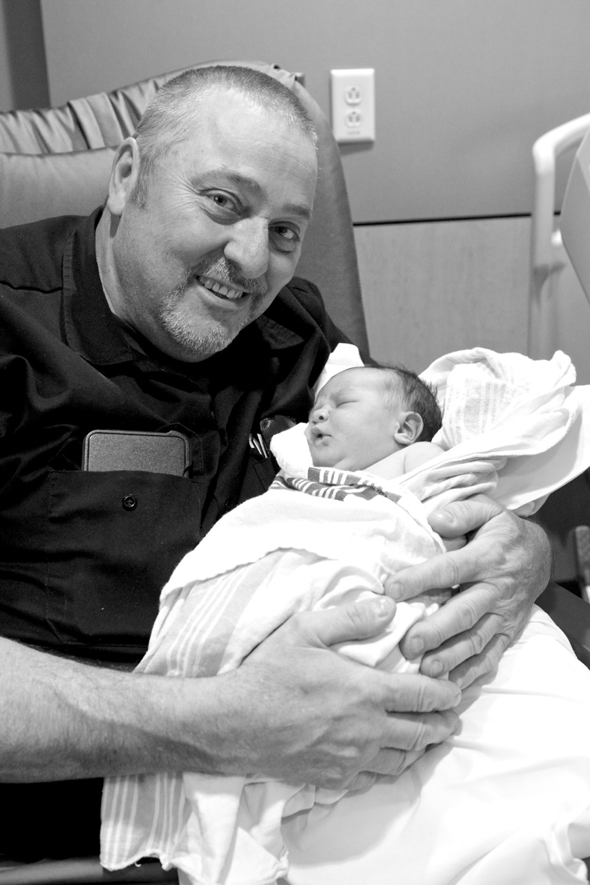 newborn hospital photo, akron ohio